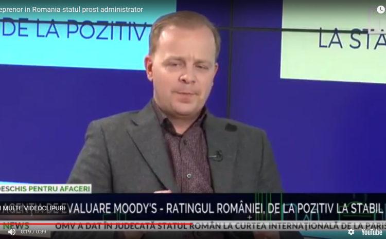 Antreprenor in Romania – Interviu Octavian Badescu – Partea 4
