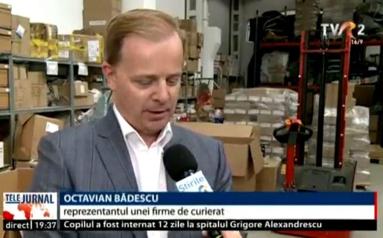 TVR 2 – Interviu Octavian Badescu